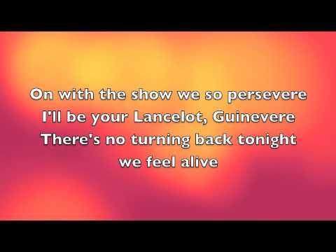 New Politics - Fall Into These Arms (Lyrics)