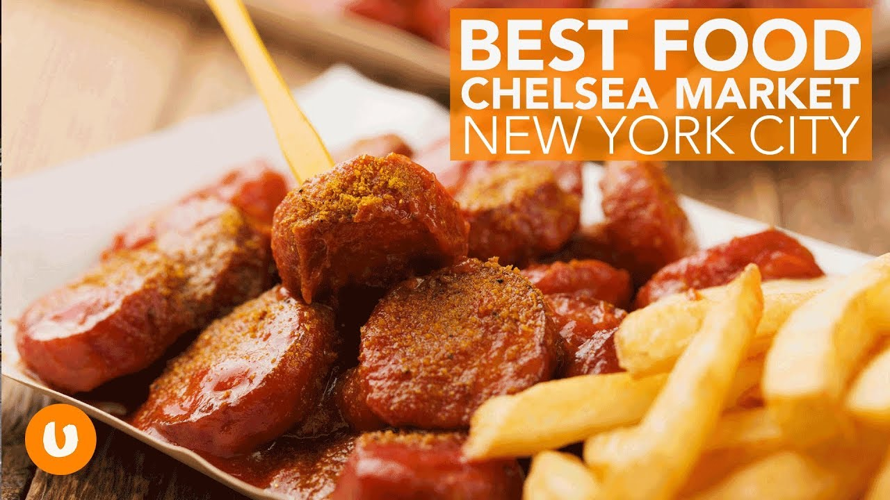 Chelsea Market Food Tour | Free Tours by Foot