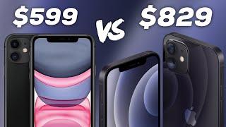 iPhone 11 vs. iPhone 12