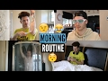 MY MORNING ROUTINE 2019 - MENS LIFESTYLE