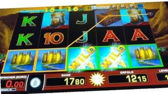 💯 TIZONA ,ein schöner Kacklauf mit5 Burgen | 10 Cent Zocker | Merkur Magie, Novoline, Casino