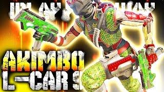 AKIMBO L-CAR 9 GAMEPLAY! -