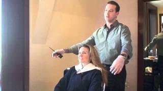 """Highlight and color"" your hair at John Barrett salon Bergdorf Goodman. Thumbnail"