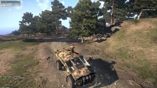 ArmA 3 Alpha Multiplayer Gameplay With EpicGamesZone