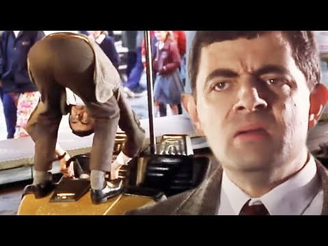 Bean On The DODGEMS 🚗 | Funny Clips | Mr Bean Official