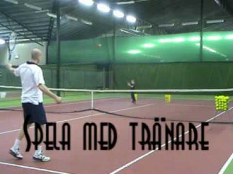 Stockholm Tennis Academy - Minitennis steg 3