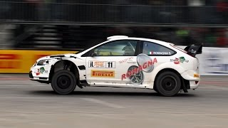 Ford Focus RS WRC & Fiesta RS WRC - Rally Actions, Jumps & Pure Sound!