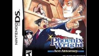Phoenix Wright - Cornered! (Metal Remix)