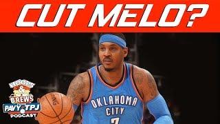 Intro #101: Cut Melo? | Lebron Heats Up LA | Hoops N Brews