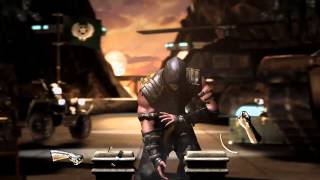 Mortal Kombat X - Test Your Might Final Stage