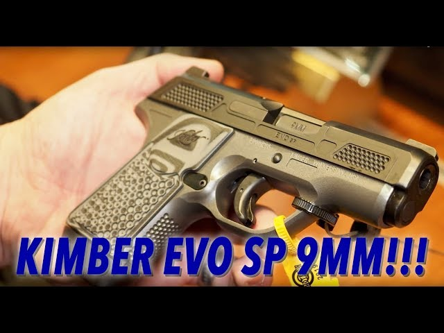 Check Out the Kimber EVO SP 9mm – SHOT Show 2019