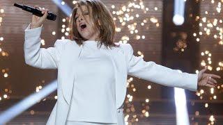 Ruth Lorenzo imita a Céline Dion en