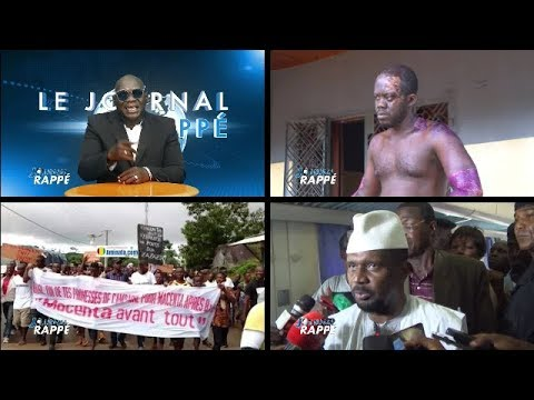 Journal Rappé d'espace TV -Macenta, Usines mortifères, Aboubacar Sylla défend son Conakry Express