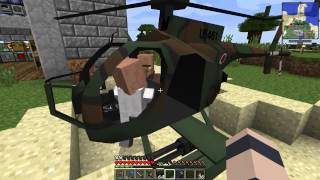Minecraft - Fly Boys #19: Iron Automation