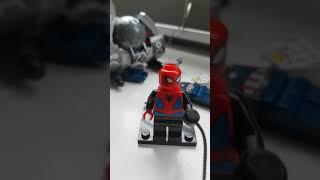 Custom spiderman far from home minifigure