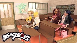 Miraculous Ladybug Histoires de Poupées ♥︎ Salle de Classe Marinette's Classroom