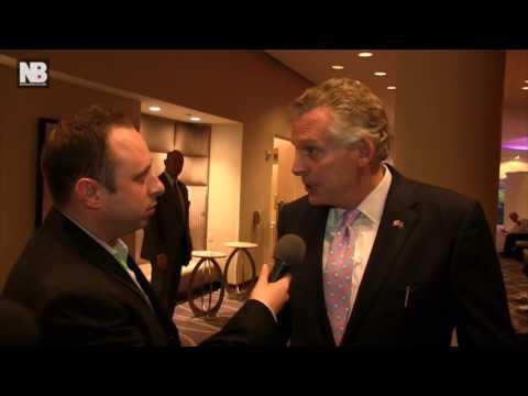 McAuliffe Says He's Not Considering 2020 White House Run