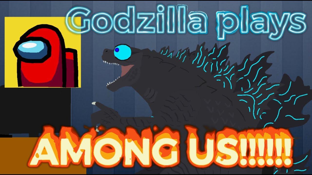 Download Godzilla Plays Among Us!