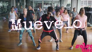 Muevelo Nicky jam feat Daddy yankee by Will sanchez salsation choreography.mp3