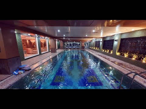 Gold Spa and Fitness Club - Swimming Pool and Gym