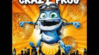 Crazy frog play the game