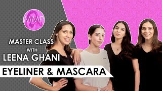 Makeup Masterclass with Leena Ghani |Perfect Winged Eyeliner| Momina's Mixed Plate Episode 4