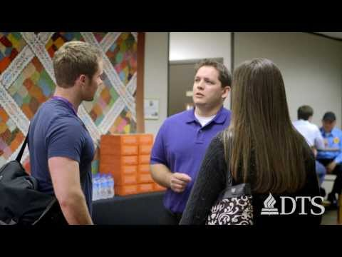 DTS Houston - Campus Tour