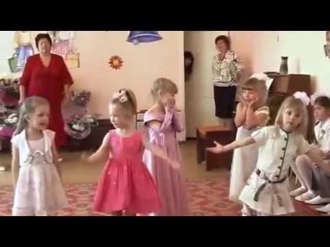 Дети таланты поют  ВЫПУСКНОЙ В ДЕТСКОМ САДУ   Раз ладошка