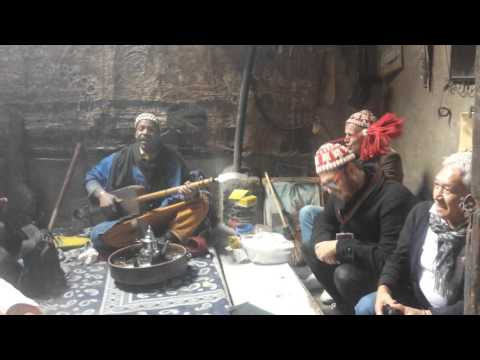 Gnawa Music Session with Marrakech Select Tour Guides