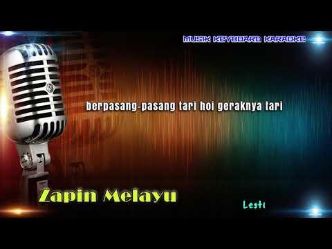 Lesti - Zapin Melayu Karaoke Tanpa Vokal