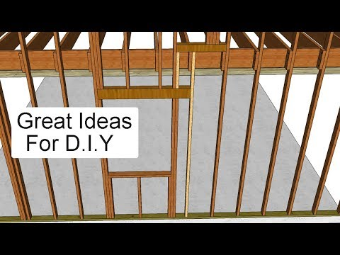 Ideas for Remodeling Balloon Framed Walls – Windows and Door Openings