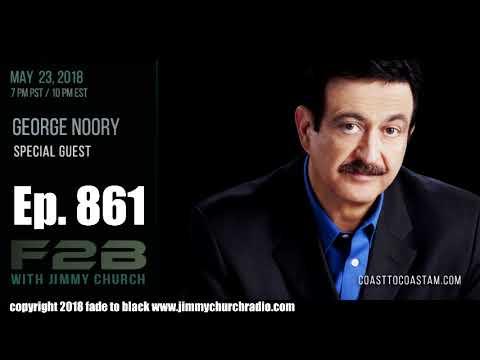 Ep. 861 FADE to BLACK w/ George Noory, Victoria GaVoian, Giorgio Tsoukalos : LIVE