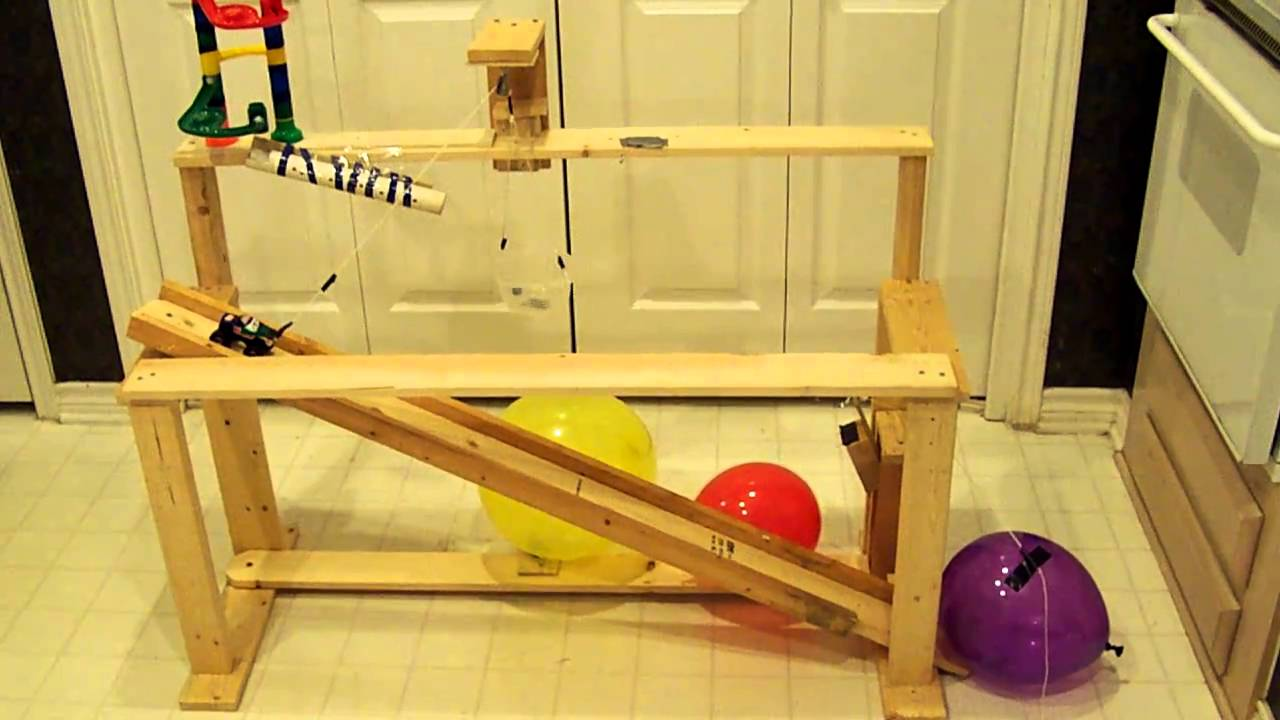 compound simple machine projects