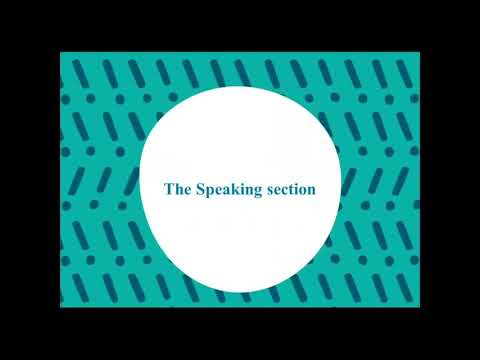 Testing EAP Speaking skills with the Pearson Test of English Academic 1