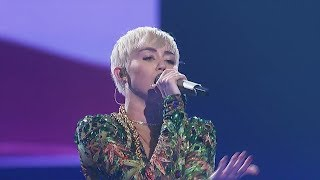 Miley Cyrus - My Darlin' (Live at the Bangerz Tour)