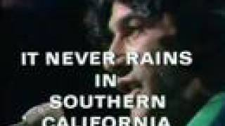 Albert Hammond - It never rains in Southern California 1973