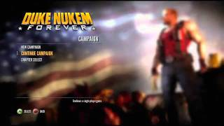 Quick Look: Duke Nukem Forever (Video Game Video Review)