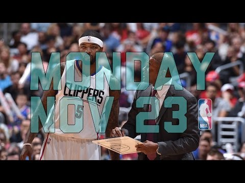 NBA Daily Show: Nov. 23 - The Starters
