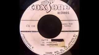 THE HEPTONES - Fattie Fattie [1968]