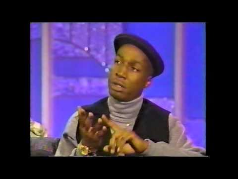 Arsenio - Oct 8, 1993 - Props 2 Hip Hop