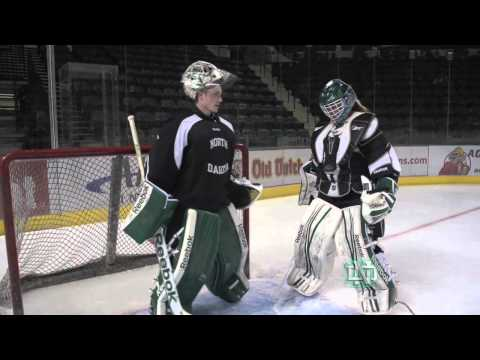 Hockey Goalie, Part 2: ProTips - UNDSports.TV, episode 41