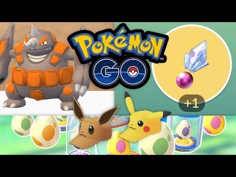 Generation 4 Entwicklungen, November-Event, Sinnoh-Stein & Mehr | Pokémon GO Deutsch #790
