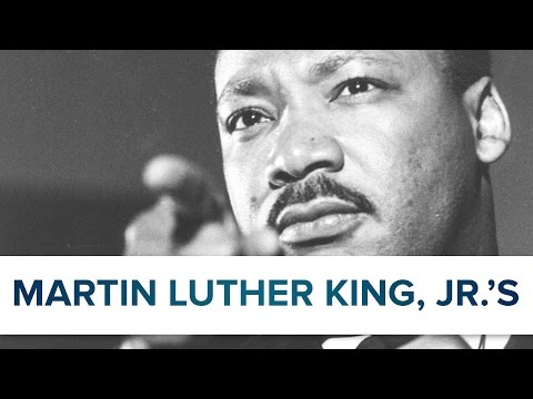 Top 10 Facts - Martin Luther King, Jr.'s // Top Facts