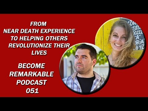 Near death experience to helping others revolutionize their lives, Monique Lindner - Remarkable 051