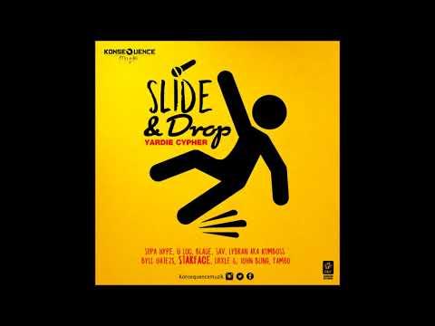 Various Artists - Slide & Drop (Yardie Cypher) {Feb 2018}