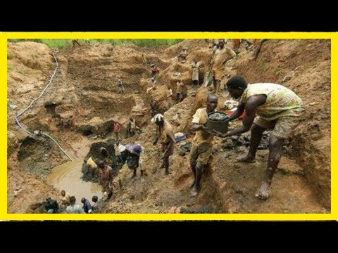 RDC: nouvelle vague d'arrestations de trafiquants chinois dans les mines d'or