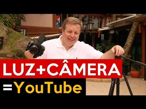 Equipamentos para Gravar Vídeos para o Youtube