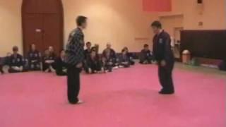 H.I.A. Hapkido Sparring/Technique Demo