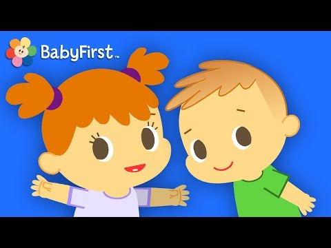 Getting dressed song | I can do it song | Nursery Rhymes & songs by BabyFirst