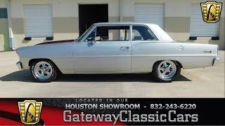 1967 Chevrolet Nova Gateway Houston #509